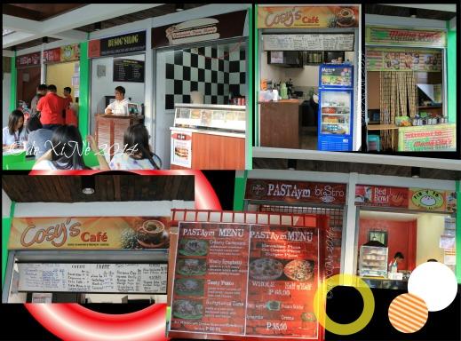 food estabishments that make Manna Garden Cafe