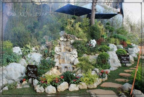 Manna Garden Cafe 2014