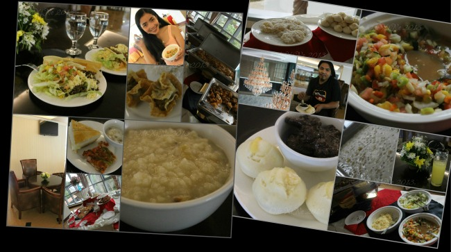 Cafe Royale at Crown Legacy Hotel Baguio merienda all you can