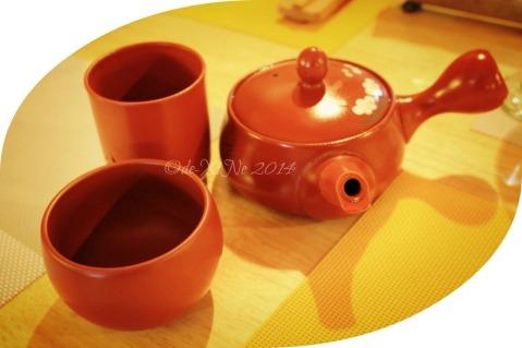 Baguio ZushiMe 2014 tea