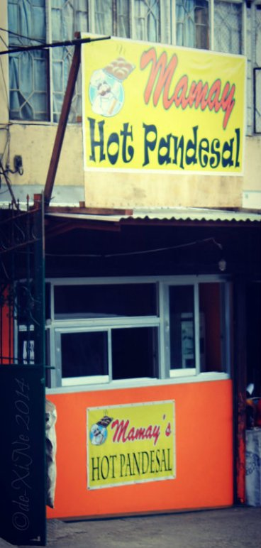 Mamay's Hot Pandesal baguio Trancoville Branch 2014