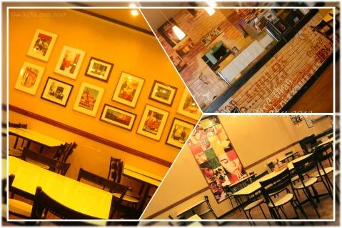 Carlos Pizza Camp John Hay Baguio dining area 2013