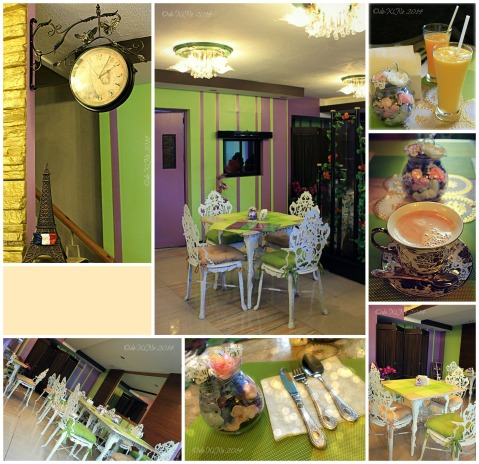 L'Ami Frenchy Baguio bakery and cafe