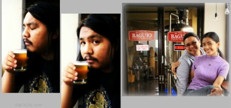 X+1+1 at Baguio Craft Brewery 2014