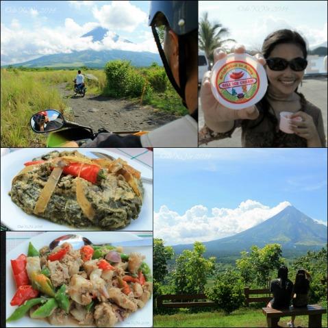 Oriental Legazpi ATV and city tour 2014