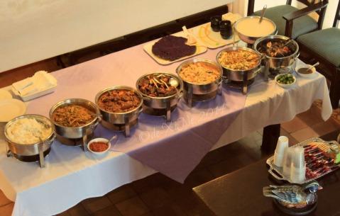 Kadis Grill and Fastfood Baguio catered menu 2014