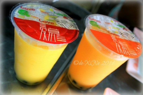 Kadis Grill and Fastfood Baguio pearl drinks 2014