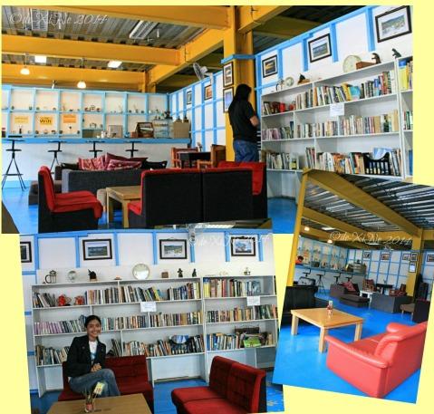 inside Kai Cafe La Trinidad 2014