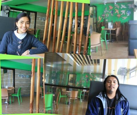 inside 181 Restaurant and Bar at La Fern Hotel Baguio 2014