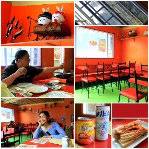 Inside O Dong Tong Samgyeopsal House Korean Restaurant Baguio