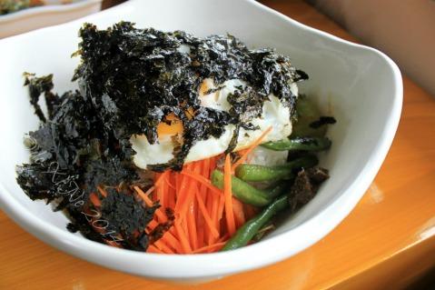 Keumsan Korean Restaurant Baguio bibimbap