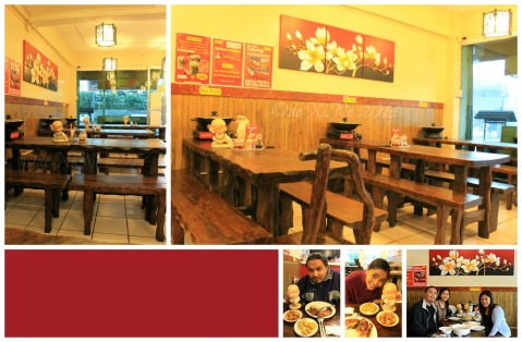 Mei Hwa Chinese Restaurant and Deli Baguio inside the Chinese restaurant
