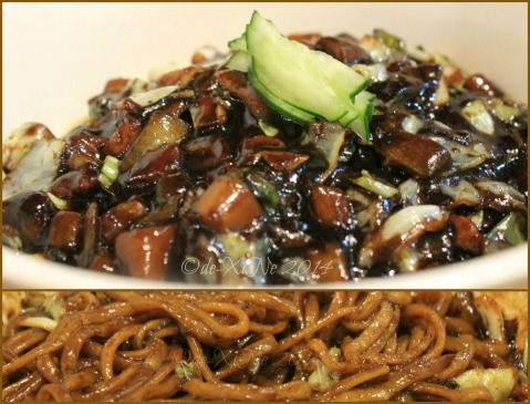 Hodori Noodle House Baguio jajangmyeon