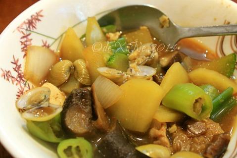 Hodori Noodle House Baguio deonjang chigae
