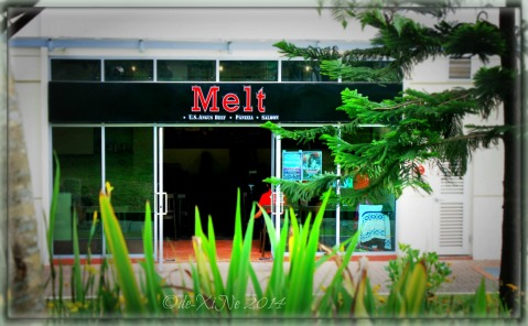 Melt Premium Meats Restaurant Us Angus Beef Panizza Salmon Baguio at Ayala Technohub Camp John Hay
