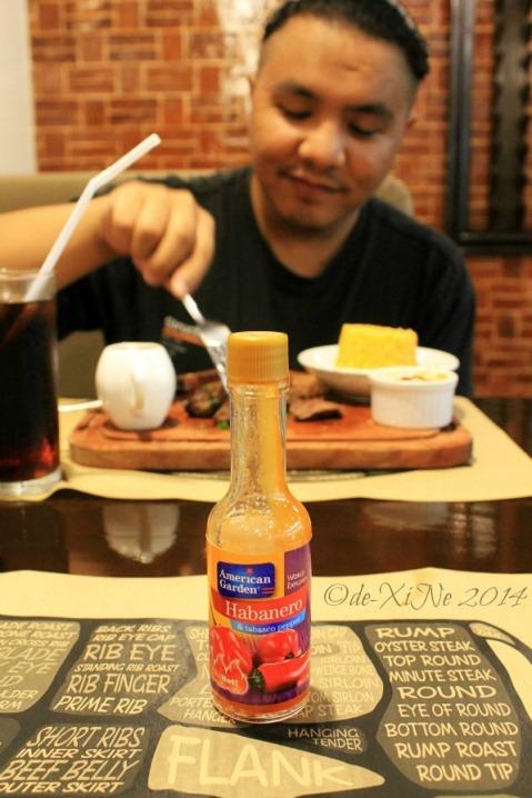 Melt Premium Meats Restaurant Us Angus Beef Panizza Salmon Baguio hot sauce