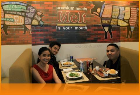 2014-09-18 Melt Premium Meats Restaurant Us Angus Beef Panizza Salmon Baguio (7)