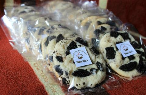 Baker Ben's Baguio Oreo cheesecake cookies