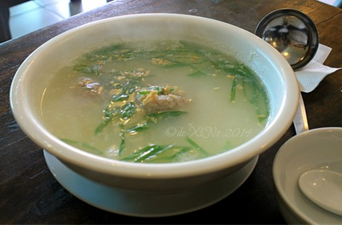 Mei Hwa Chinese Restaurant and Deli Baguio pork ball soup