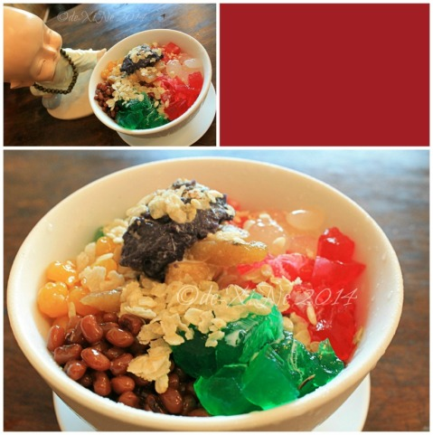 Mei Hwa Chinese Restaurant and Deli Baguio regular halo halo