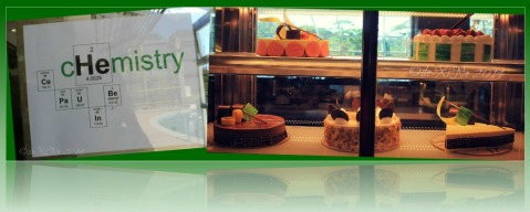Chemistry Bar at Newtown Square Plaza Hotel Baguio cakes