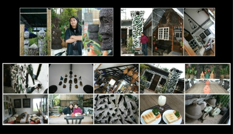 Baguio 888 Tiptop Arca's Yard things to see and eat