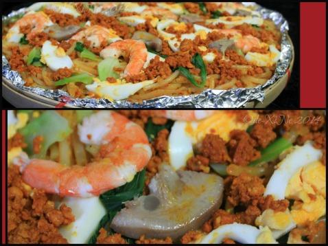 Baguio Tita Lea's Malabon Food Specialties pancit Malabon