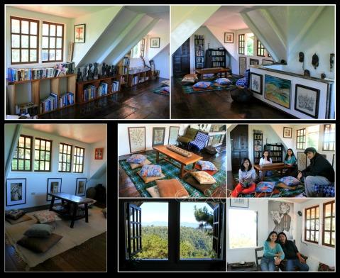 Baguio 777 Tiptop Arca's Yard library 2014