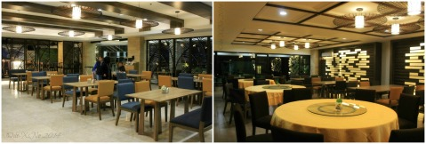 Baguio Elements Weekday Dinner Buffet at Newtown Plaza Hotel dining areas