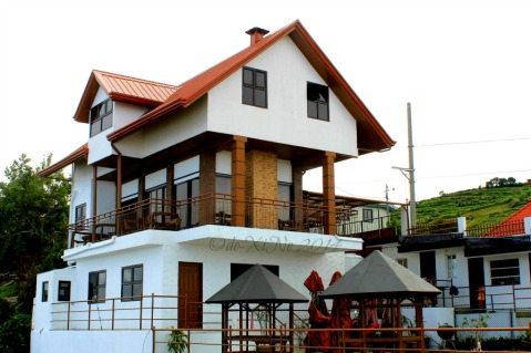 Baguio Sto Tomas Cafe in the Sky the bed and breakfast