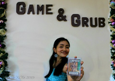 Baguio Game and Grub Boardgame Cafe I win the love letters game Im the princess