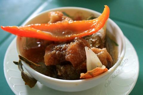 Baguio Bulaluhan sa Garahe (BSG) lechon paksiw