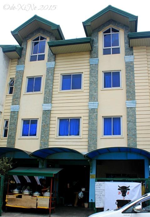 the house that houses Baguio Bulaluhan sa Garahe (BSG)