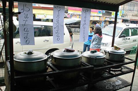 Baguio Bulaluhan sa Garahe (BSG) the slow cook and simmer of soupy viands