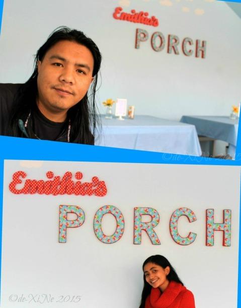 Baguio Emithia's Porch Diner 2015