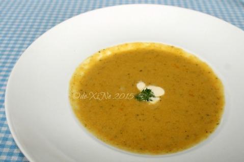 Baguio Emithia's Porch Diner soup