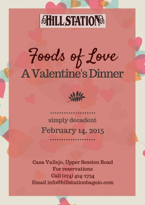 Baguio Casa Vallejo-Hill Station Valentines Special 2015