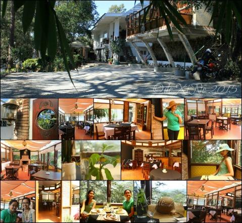Baguio La Casa Bianca Hotel Spa Cafe 2015
