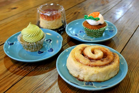 Baguio Teacup and Cake  desserts