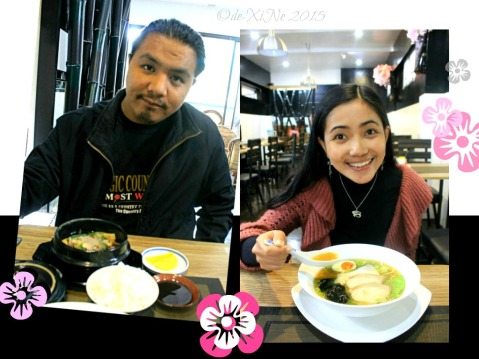 turning japanese at Baguio Sakura Terrace by Yamashita Ramen Group  2015