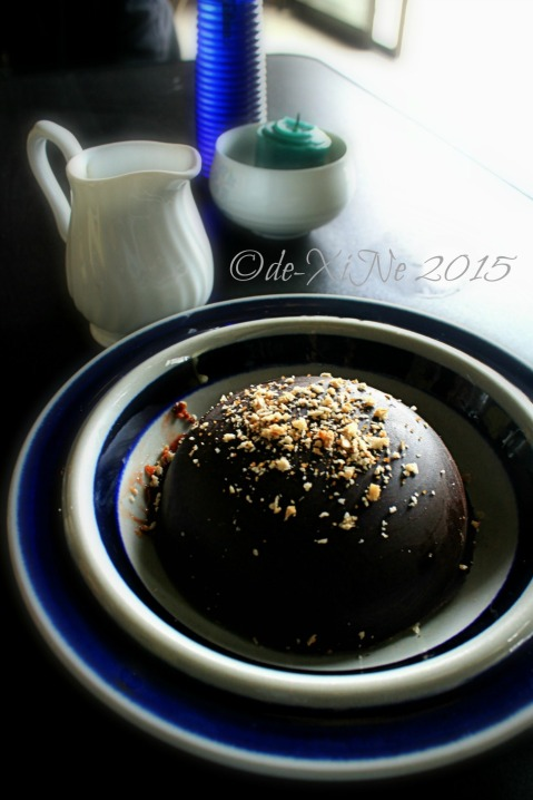 Baguio Bowls and Sticks 2015 chocolate bomb