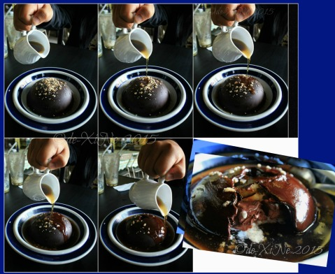 Baguio Bowls and Sticks chocolate bomb 2015
