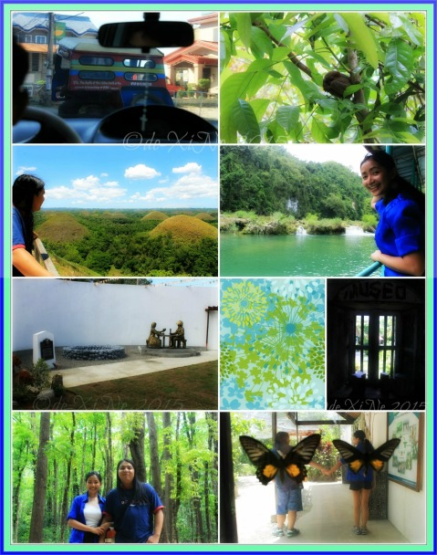 Bohol countryside tourist attractions