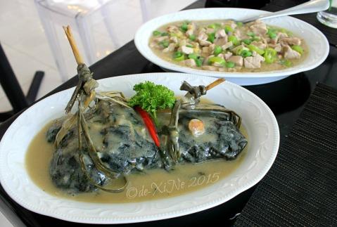 2015-05-01 Baguio Pamana Restaurant  tinuktok  and tuna gising gising