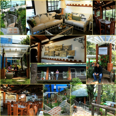 in and around Baguio La Parilla Cafe and Grill at Inn Rocio 2015