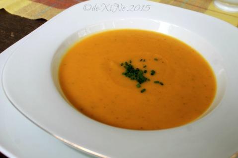 metro Baguio Masters Garden squash soup 2015