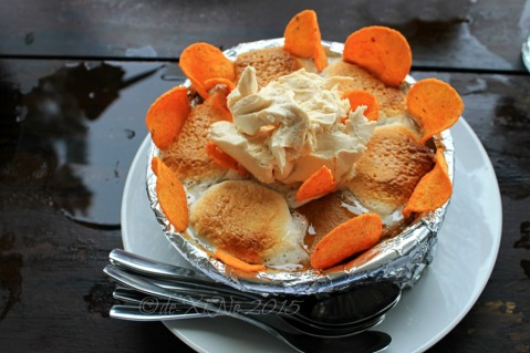 Baguio Foggy Mountain Cookhouse pumpkin pie dessert 2015