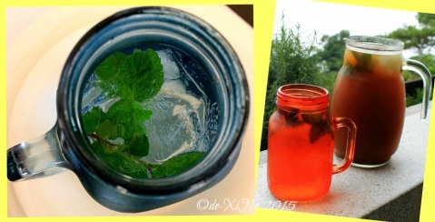 Baguio Foggy Mountain Cookhouse vodka 7Up and iced tea 2015