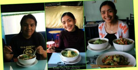 Baguio Noodle King Eatery subjects