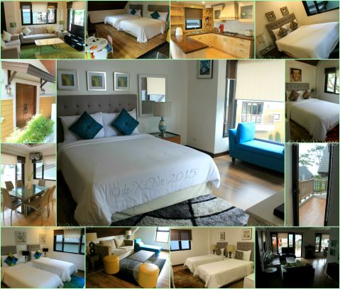 Baguio St. Patrick Village rooms in the biggest unit 2015